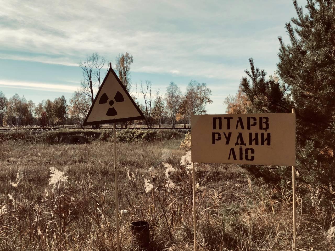 Výlet do Černobyľu