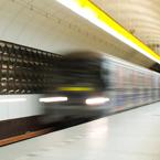 metro Křižíkova
